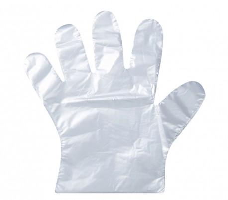 دستکش نایلونی پوش یکبار مصرف - پوش