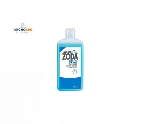 ضدعفونی کننده دست H Plus نیم لیتری - Microzoda
