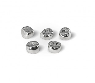 3M - Stainless Steel Crowns Refill