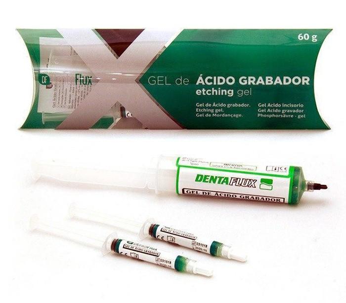 ژل جامبو اسید اچ 37% - DentaFlux