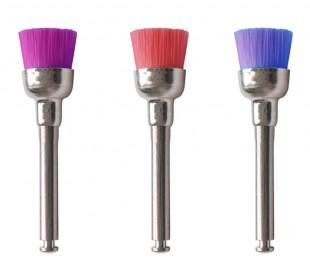 برس برساژ رنگی مدل کاپ - DentaFlux
