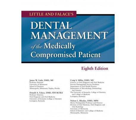کتاب ملاحظات دندانپزشکی در بیماران سیستمیک فالاس - ویرایش هشتم