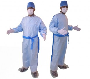 گان جراح ایزوله استریل