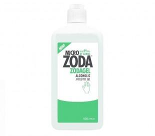 ضدعفونی کننده دست زداژل نیم لیتری - Microzoda