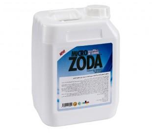 ضدعفونی کننده سطوح پرتماس پنج لیتری - Microzoda