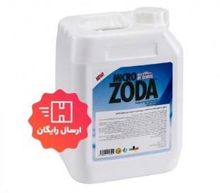 ضدعفونی کننده سطوح پرتماس 20 لیتری - Microzoda