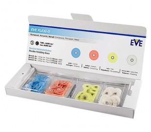 استارتر کیت دیسک پرداخت کاغذی EVE - Flexi-D