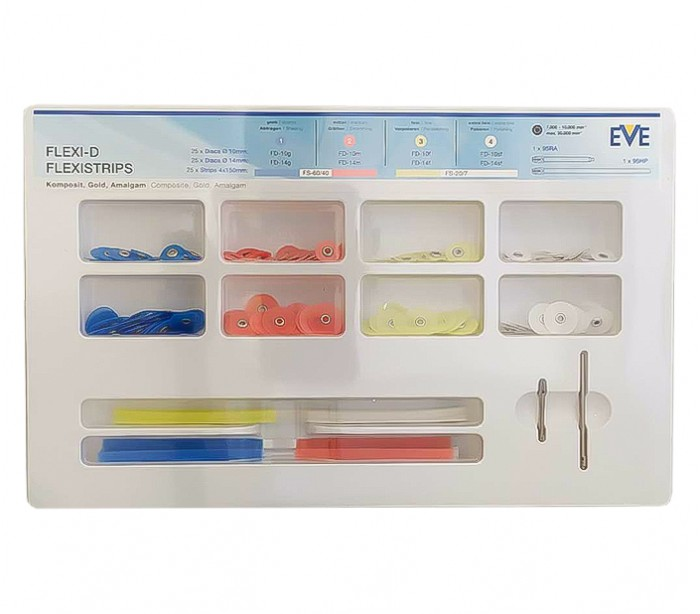 EVE - Flexi-D + FlexiStrips Combi Set
