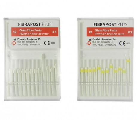 پست گلاس فایبر PD - Fibrapost Plus