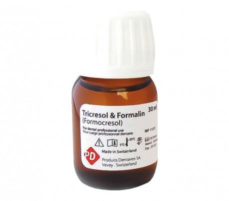 PD - Tricresol and Formalin