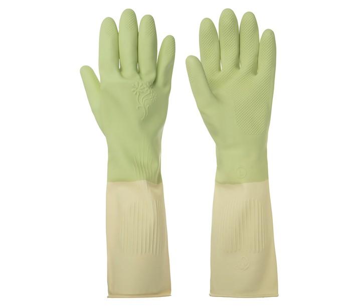 دستکش نظافت ساق بلند ایزی کلین - هزار دستان خزر