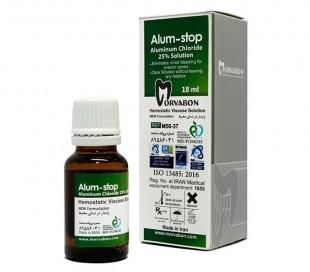 Morvabon - AlumStop Hemostasis Solution