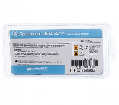 UltraDent - Opalescence Quick PF 45% Office Bleaching