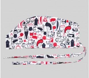 کلاه طرح Cat - شایگان
