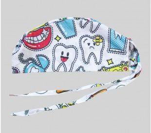 کلاه طرح Teeth - شایگان