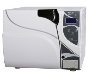 Avico - Cubic 22 Liters Class B Autoclave