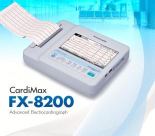 دستگاه الکتروکاردیوگرافی Fukuda Denshi - CardiMax FX-8200
