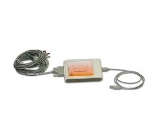 دستگاه الکتروکاردیوگراف مدل PC 216 - امواج نگار سپاهان