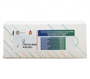 کیت سنجش SARS-CoV IgM انسانی - دیازیست