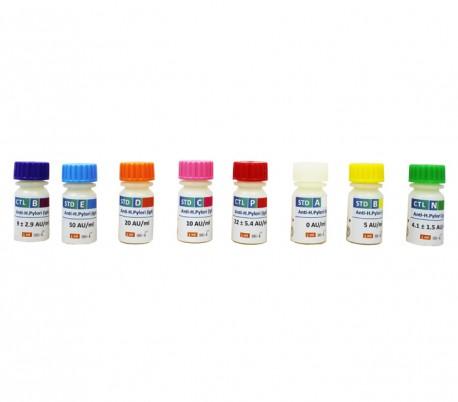 کیت الایزا سنجش Anti-Helicobacter pylori IgA انسانی - دیازیست