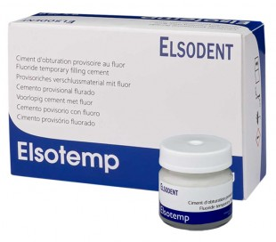 Elsodent - ElsoTemp Temporary Material