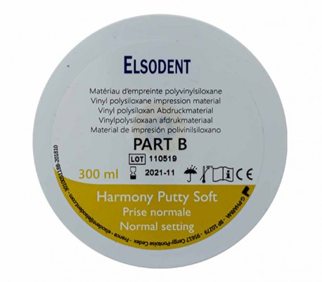 پوتی قالبگیری نرمال Elsodent - Harmony