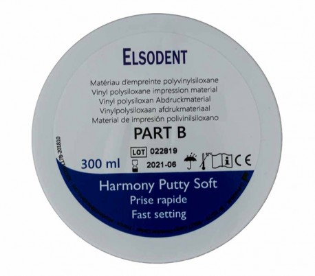 پوتی قالبگیری سریع Elsodent - Harmony