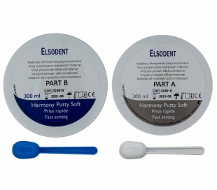Elsodent - Harmony Soft Putty Fast