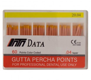 Data - .04 Taper Gutta Percha