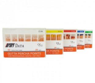 Data - .06 Taper Gutta Percha