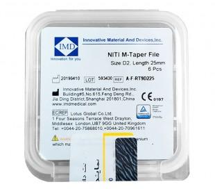 فایل روتاری طرح پروتیپر IMD - M-Taper