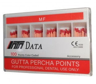 Data - Gutta percha Accessory Size