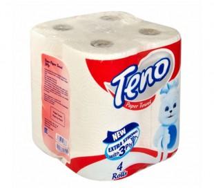Teno - Towel Tissue Paper 4 pcs