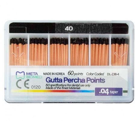 Meta - .04 Taper Gutta Percha