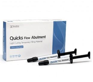 پانسمان موقت اباتمنت DentKist - Quicks Flow Abutment