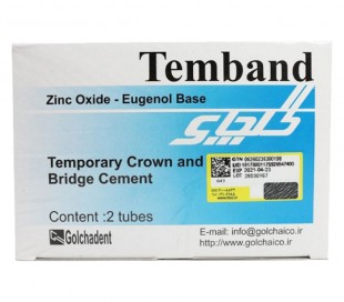 Temporary Cement - Golchadent