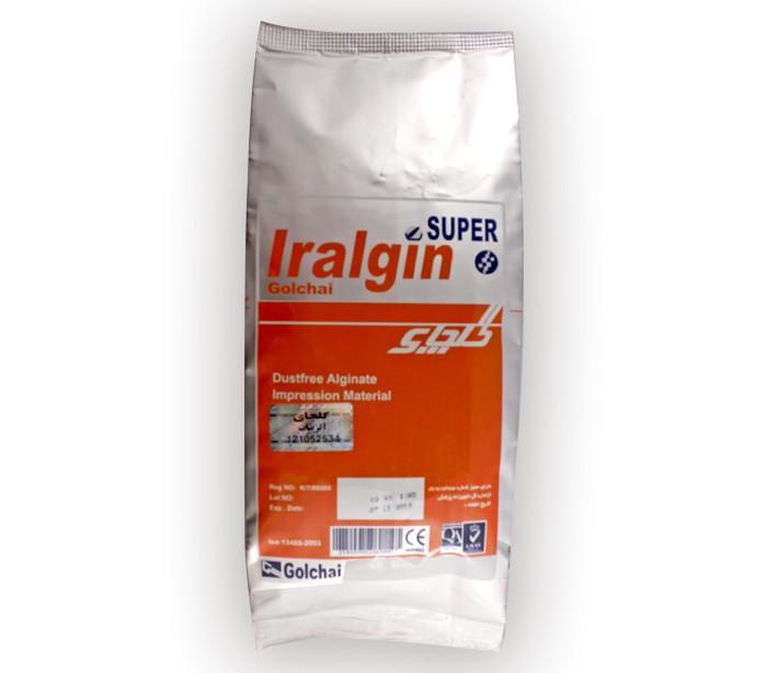 ماده قالبگیری ایرالژین سوپر - گلچادنت