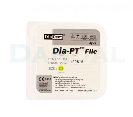 فایل روتاری Dia-PT تک سایز - DiaDent