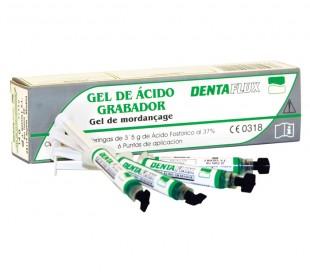 ژل اسید اچ 37% - DentaFlux