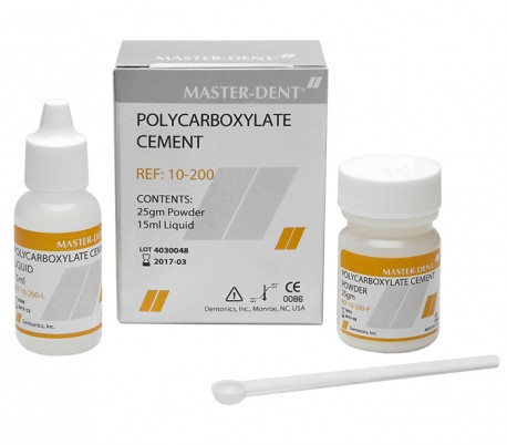Master-Dent - Polycarboxilte Cement