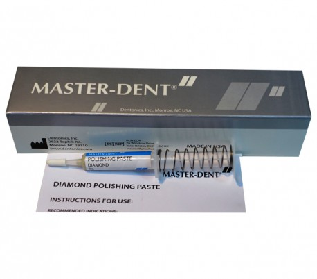 Master Dent - Diamond Polishing Paste
