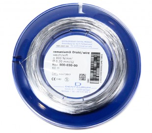 Dentaurum - Remanium Ligature Wire with Diameter 0.3mm/12