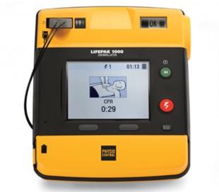 دستگاه الکتروشوک اتوماتیک Physio Control - Lifepak 1000