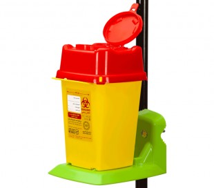 PIP -  Plastic Bracket for RC plus Sharps Containers