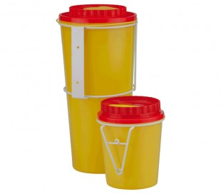 PIP - Metal Bracket Bucket for Cd , C plus Sharps Containers