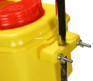 PIP - Plastic Bracket for Ra Sharps Containers