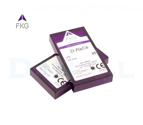 فایل روتاری FKG - D-RaCe