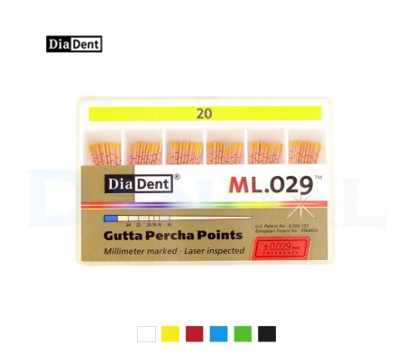 DiaDent - ML.029 Gutta percha