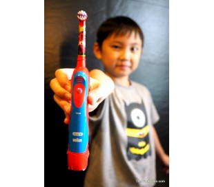 Oral-B - Mickey Mouse Electric Toothbrush