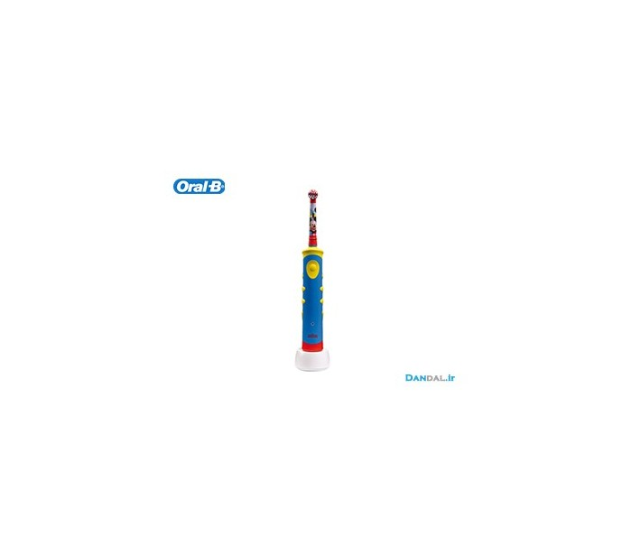 Mickey Mouse Electric Toothbrush - Oral-B